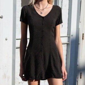 Brandy Melville Polka Dot Dress
